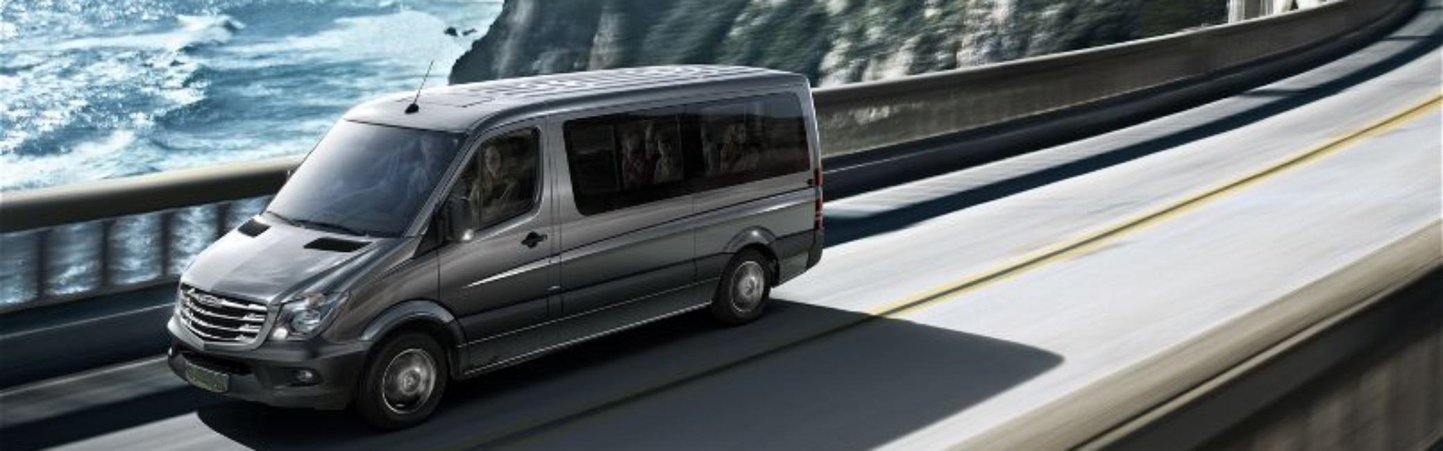 buses sprinter